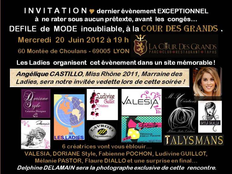 VALESIA invitation